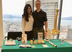 Venable, LLP Health Fair, San Francisco
